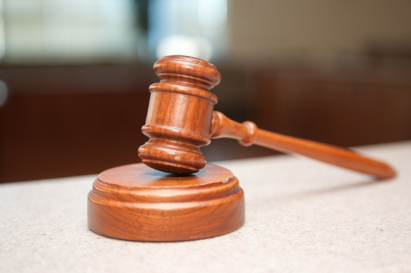 Image of gavel and block
