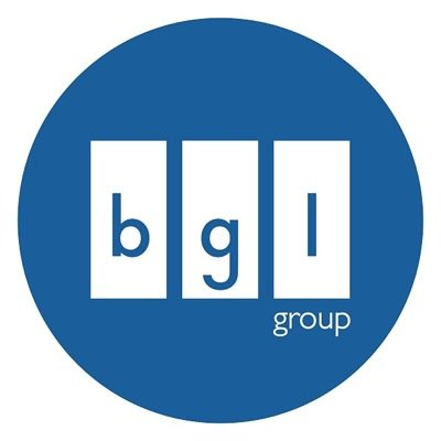 BLG group logo