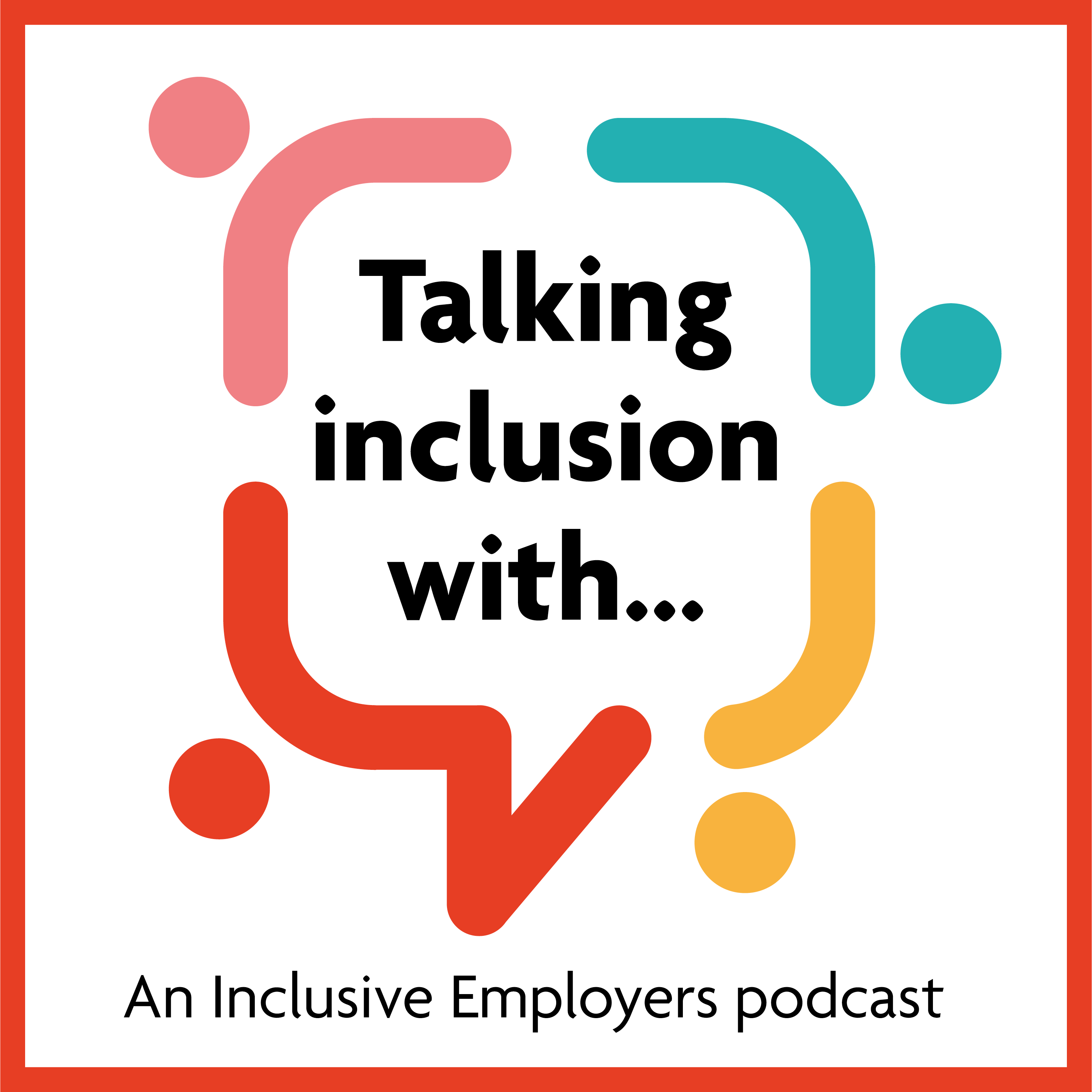 Talking inclusion with... logo