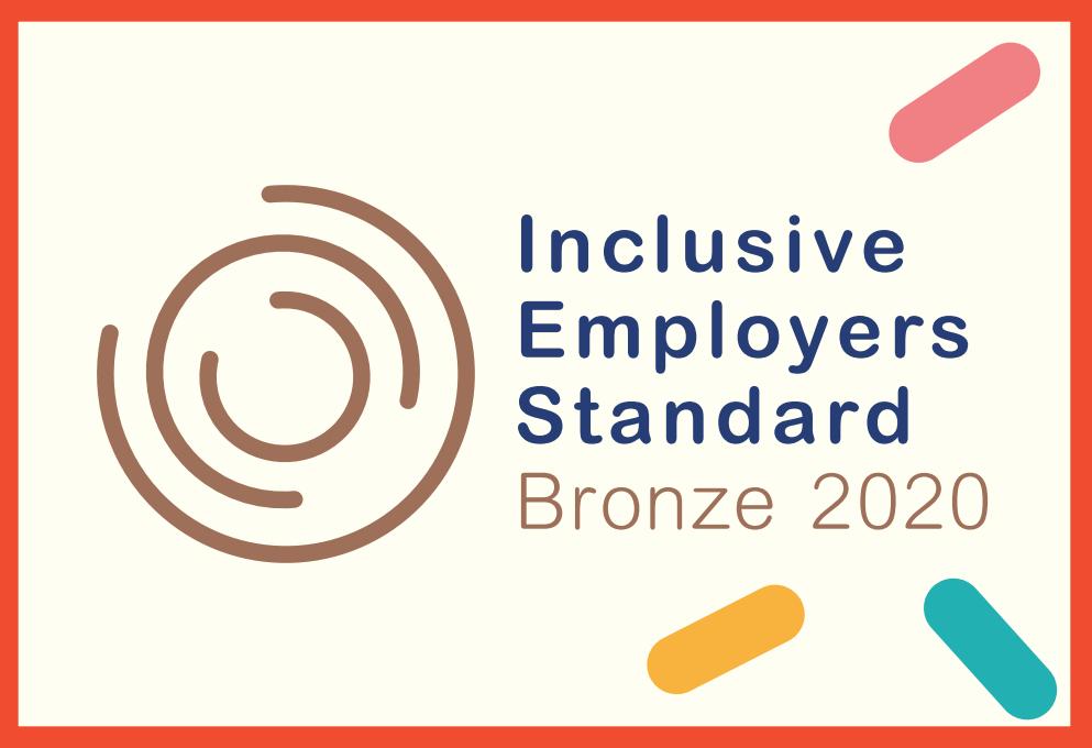 Bronze Inclusive Employers Standard Award
