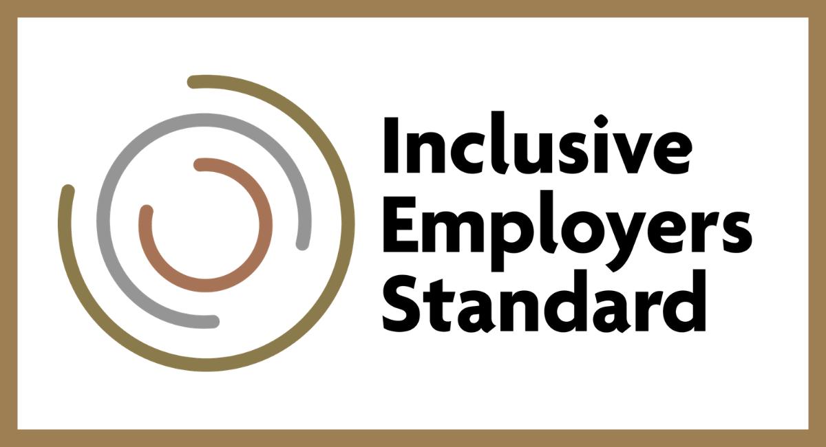 Inclusive Employers Standard logo