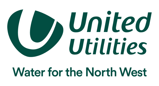 United Utilities Water for the North West logo