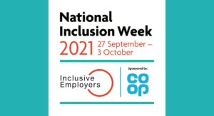 National Inclusion Week 2021, sponsored by Co-Op